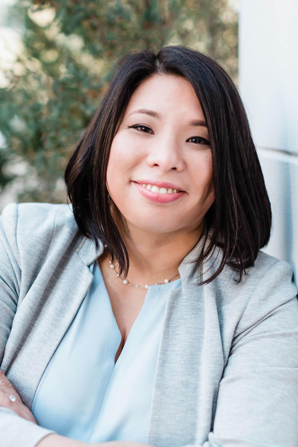 Sandy Liu - Liu Law Firm - Allen TX Headshot